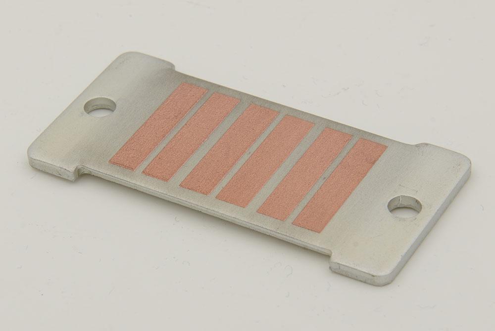 铝制可焊整流桥基板03