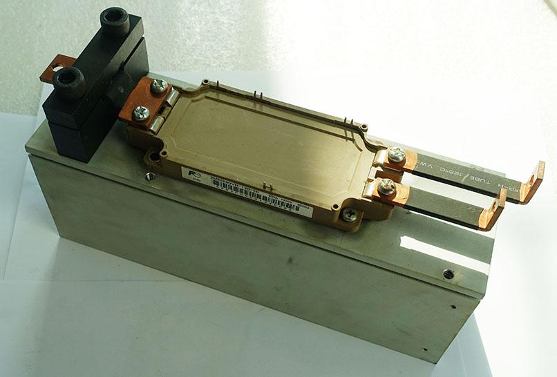 可焊强制风冷IGBT散热器套件