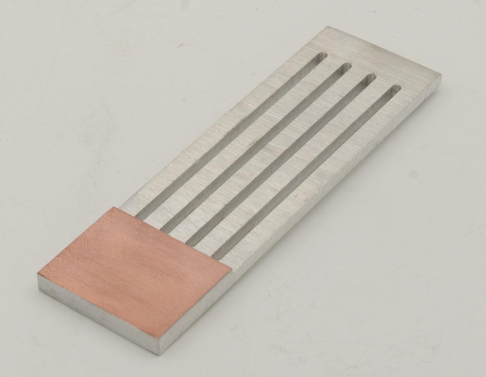 新能源汽车铜铝过渡电池连接排