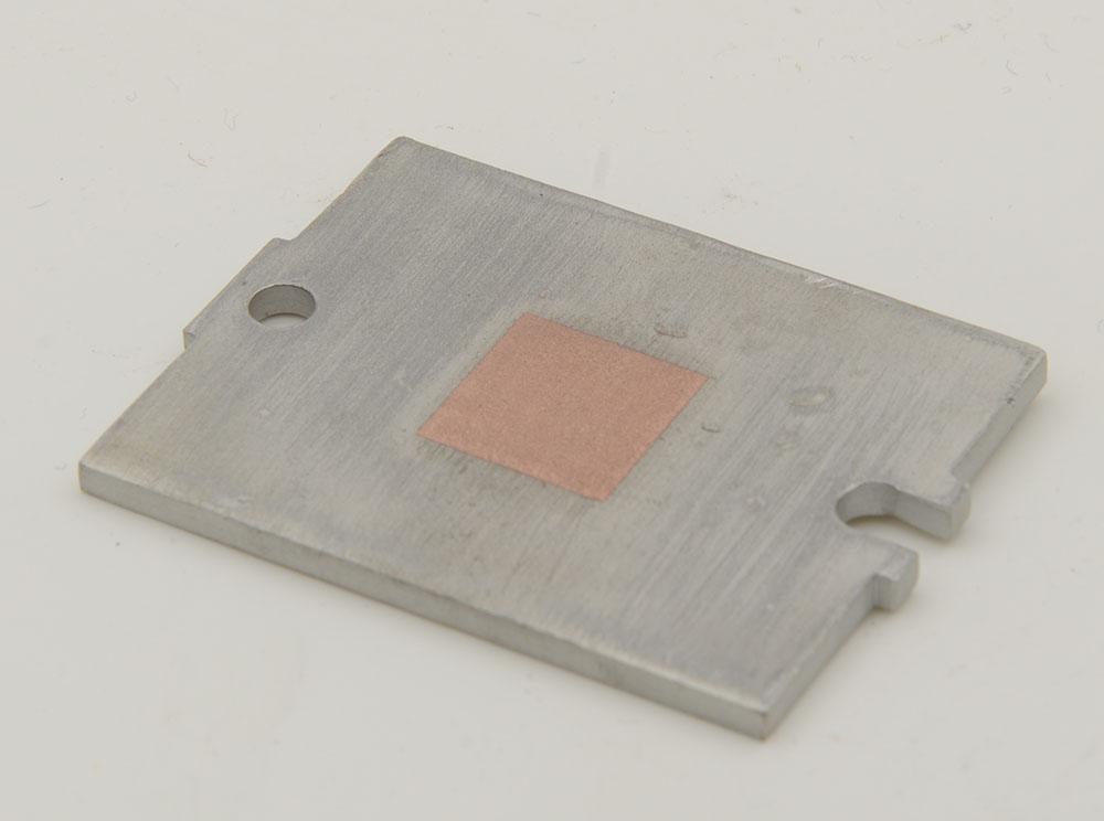 可控硅铝制可焊基板