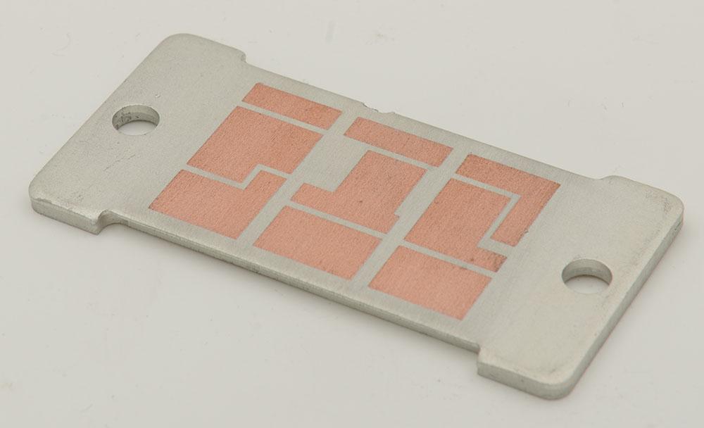 铝制可焊整流桥基板06