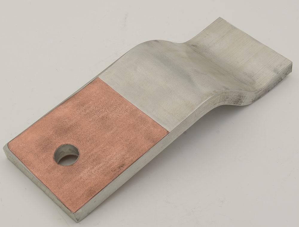 电抗器铜铝过渡母线排