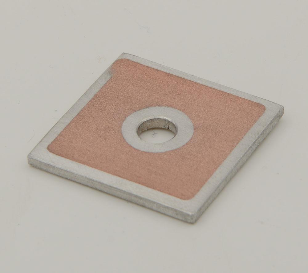 铝制可焊IGBT基板